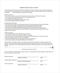 Resume Help For Teachers Teacher Contract Template Cover Letter Template For Resume For