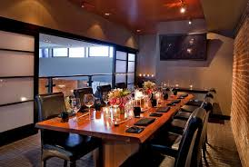 Alexanders Steakhouse The Boardroom Capacity   The - Private dining rooms in san francisco
