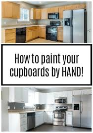 best 25 painting cupboards ideas on pinterest painting cabinets