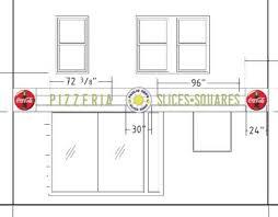 pizza shop floor plan paulie gee s slice shop pizza place brooklyn new york