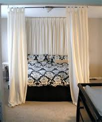 Curtain Beds Curtain Rods For Canopy Bed Bed Curtains A Curtain Rod Curtain