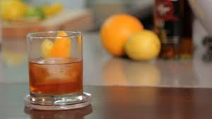 old fashioned cocktail garnish how to make an old fashioned cocktail recipes youtube