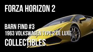 Barn Find 3 Forza Horizon Forza Horizon 2 Barn Find 3 Location Guide Vgfaq