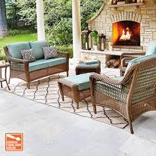 patio furniture sets amazing barbados 12 outdoor wicker patio furniture set 12d