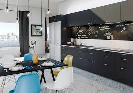 peinture credence cuisine design interieur quelle couleur de mur pour une cuisine peinture