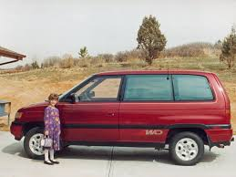 1993 mazda mpv information and photos zombiedrive
