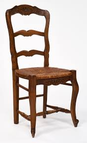 Antique Wood Chair French Antique Wicker And Wood Dining Chairs Jean Marc Fray