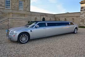 chrysler phantom silver chrysler phantom limousine hummer limo hire oxford
