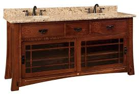 craftsman bathroom vanity cabinets amish showroom morgan bathroom vanity reviews houzz