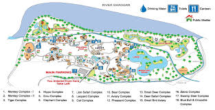 National Zoo Map Chhatbir Zoo Timings Entry Fee Lion Safari Charges Chandigarh Zoo