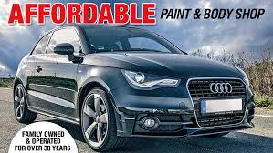affordable paint u0026 body shop