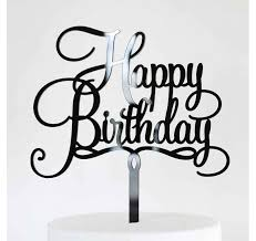 acrylic cake toppers happy birthday acrylic cake topper large lollipop cake supplies