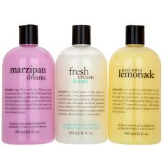 philosophy refreshing 6 piece shower gel collection qvc com