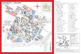 Maps Houston University Of Houston Parking Lot Map Indiana Map