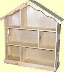 Doll House Bookcase Quality Wood Furniture Unfinished Bookcases Leesville Louisiana