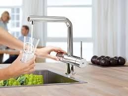 grohe armatur küche die besten 25 küchenarmatur mit brause ideen auf