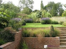Garden Pictures Ideas Sloping Gardens Sloping Garden Ideas Photos Photo Sloping Block