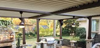 Louvered Patio Roof Louvered Roof