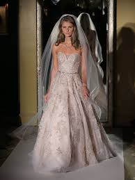 oleg cassini wedding dress oleg cassini fall 2017 collection bridal fashion week photos