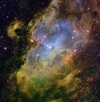 سديم النسر من مرصد كيت بيك | الصورة الفلكية اليومية | www.