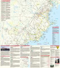Map Maine New Maine Southern Coast Map Adventures