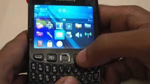 reset hard blackberry 8520 blackberry curve 9220 hands on youtube