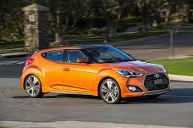 2016 hyundai veloster 2016 hyundai veloster turbo unveiled in chicago with 7 speed dct