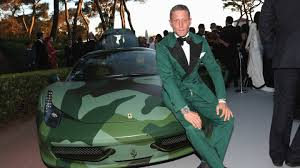 camo ferrari 458 lapo elkann u0027s gross ferrari 458 italia sold for 1 1 million at