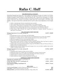 legal assistant resume objective best solutions of sample paralegal resume with no experience also