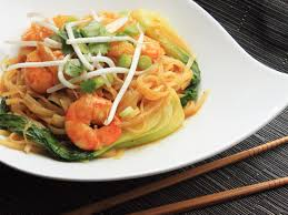 curried coconut noodles with shrimp recipe serious eats