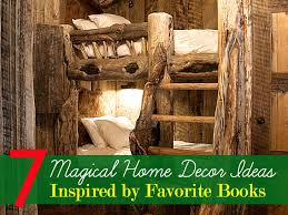 home by decor 7 book inspired home decor ideas that are literally awesome