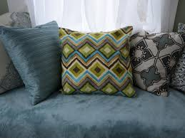 No Sew Slipcover For Sofa by How To Make A No Sew Pillow From An Upcycled T Shirt How Tos Diy