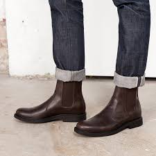 motorcycle boots men men u0027s brown vegan chelsea boot u2013 brown vegan chelsea boot for men