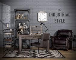 deco bureau industriel 1001 variantes de la déco industrielle avec plusieurs conseils