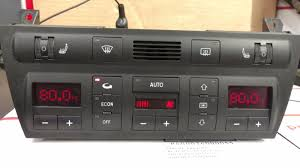 Audi A 6 2003 Used Audi S6 Air Conditioning U0026 Heater Parts For Sale