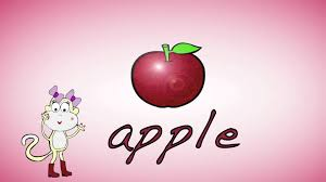 imagenes ingles animadas fruits las frutas en ingles youtube