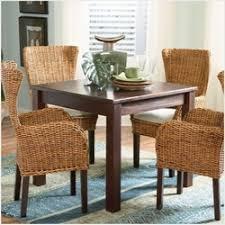 Dinette Sets Indoor Wicker Dining Sets - Rattan dining room set