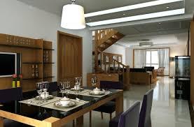 interior fascinating design interior with black dining table