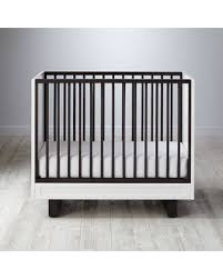 Baby Mini Cribs Shopping Sales On Land Of Nod Elevate Mini Crib
