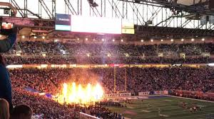 thanksgiving report detroit lions entrance thanksgiving game 2016 youtube
