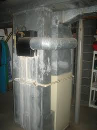 why is my gas furnace leaking water princeton air