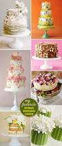 my favorite spring wedding cakes