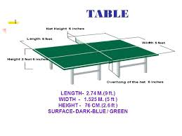 table tennis dimensions inches ping pong table sizes table dimensions potatobag club