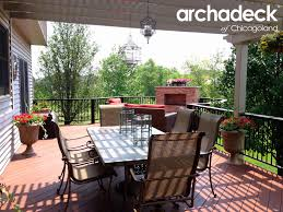Pergola And Decking Designs by Pergolas U2013 Outdoor Living With Archadeck Of Chicagoland