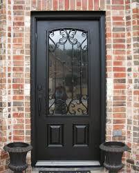 Steel Vs Fiberglass Exterior Door Best Fiberglass Entry Doors Exterior Vs Wood Door Cost With