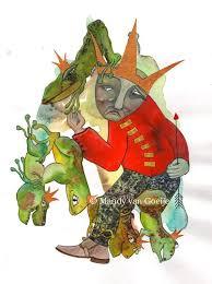 frog princes mandy van goeije