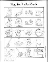 worksheet rhyming words list for kids wosenly free worksheet
