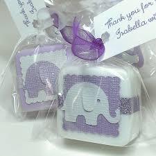 48 shower favors baby shower favor soaps elephant baby