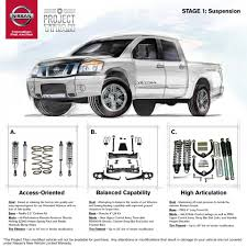 nissan titan light bar help nissan build the ultimate titan for a wounded warrior