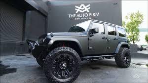 jeep car black 2014 avorza jeep wrangler satin black edition by alex vega the